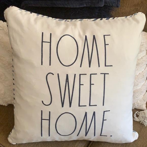 Rae Dunn pillow